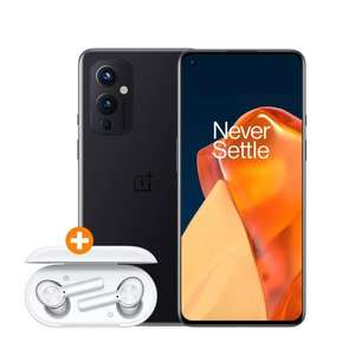 "Smartphone 6.55"" Oneplus 9 - 12 Go de Ram, 256 Go + Buds Z en cadeau (vendeur tiers)"