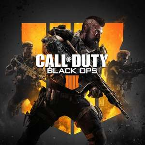 Call of Duty: Black Ops 4 + Calling Card sur PS4
