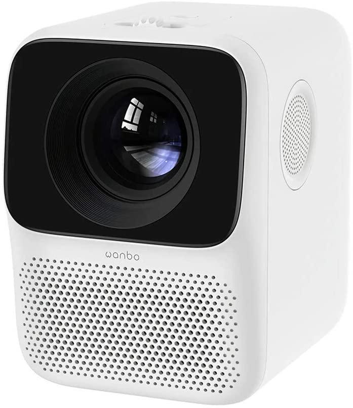 Vidéoprojecteur Xiaomi Wanbo T2 Max - Full HD, LCD, Android, Stockage 16 Go (Entrepôt France)