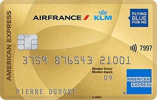 [Membres Flying Blue] Carte Amex offerte la 1ère année + 10 000 miles offets