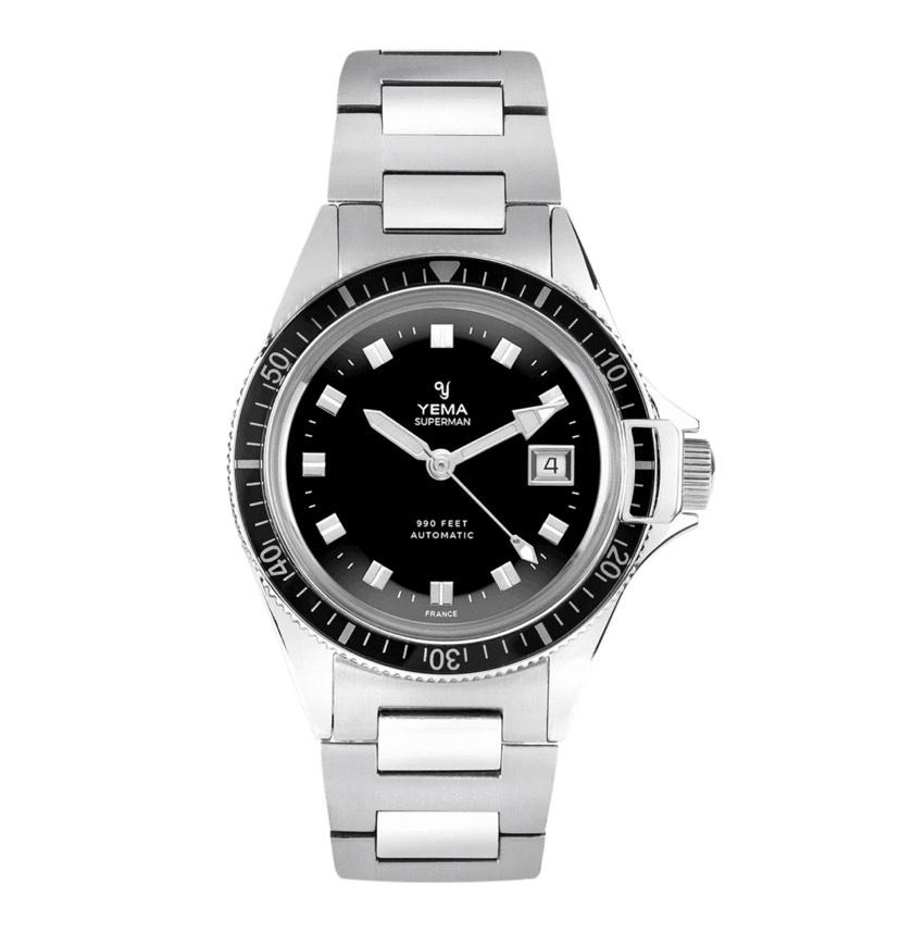 30% de remise sur une sélection de montres Yema - Ex: Yema Superman Heritage (Yema.com)