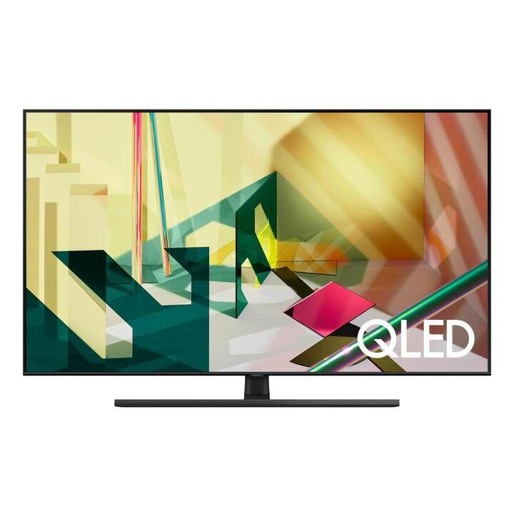 "TV 55"" Samsung QE55Q70T (2020) - 4K UHD, HDR10+, QLED, 100 Hz, Smart TV (Frontaliers Suisse)"