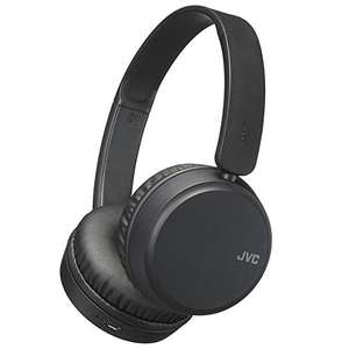Casque sans fil supra-aural JVC HA-S35BT - Bluetooth, Noir