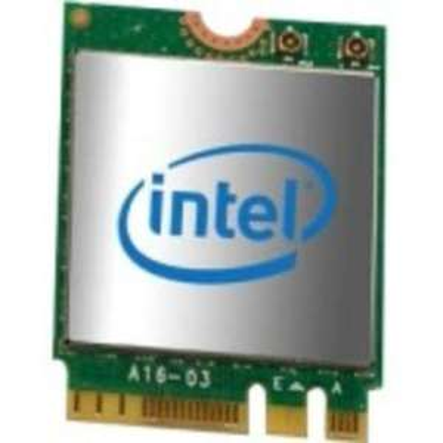 Cartes réseau WLAN / Bluetooth Intel Dual Band Wireless-AC 3168
