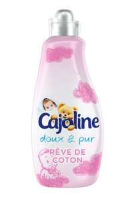Adoucissant concentré Cajoline rêve de coton (via 2.21€ fidélité)
