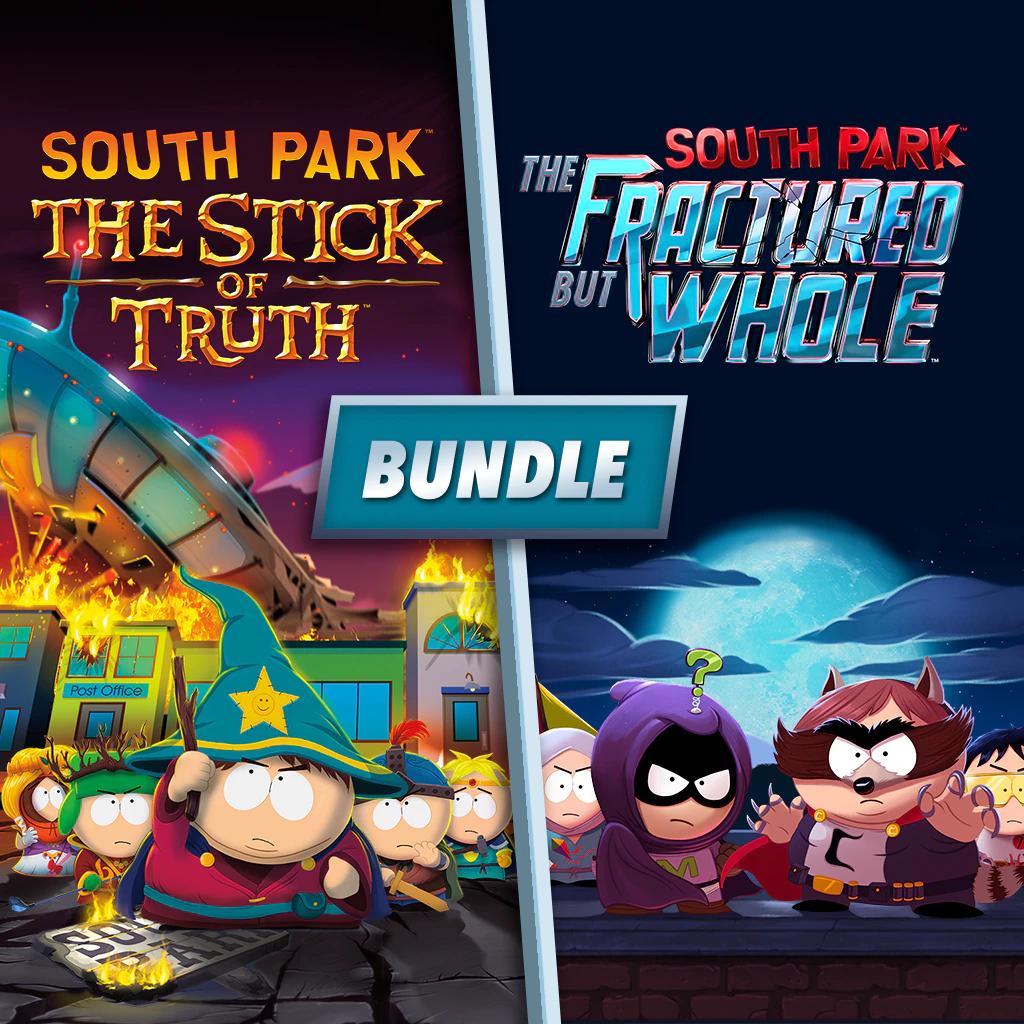 Bundle South Park: L'Annale du Destin + South Park: Le Bâton de la Vérité sur PC (dématérialisé)