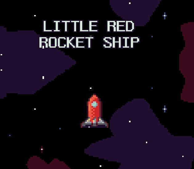 Jeu Little Red Rocket Ship gratuit sur PC (Dématérialisé - DRM-Free)