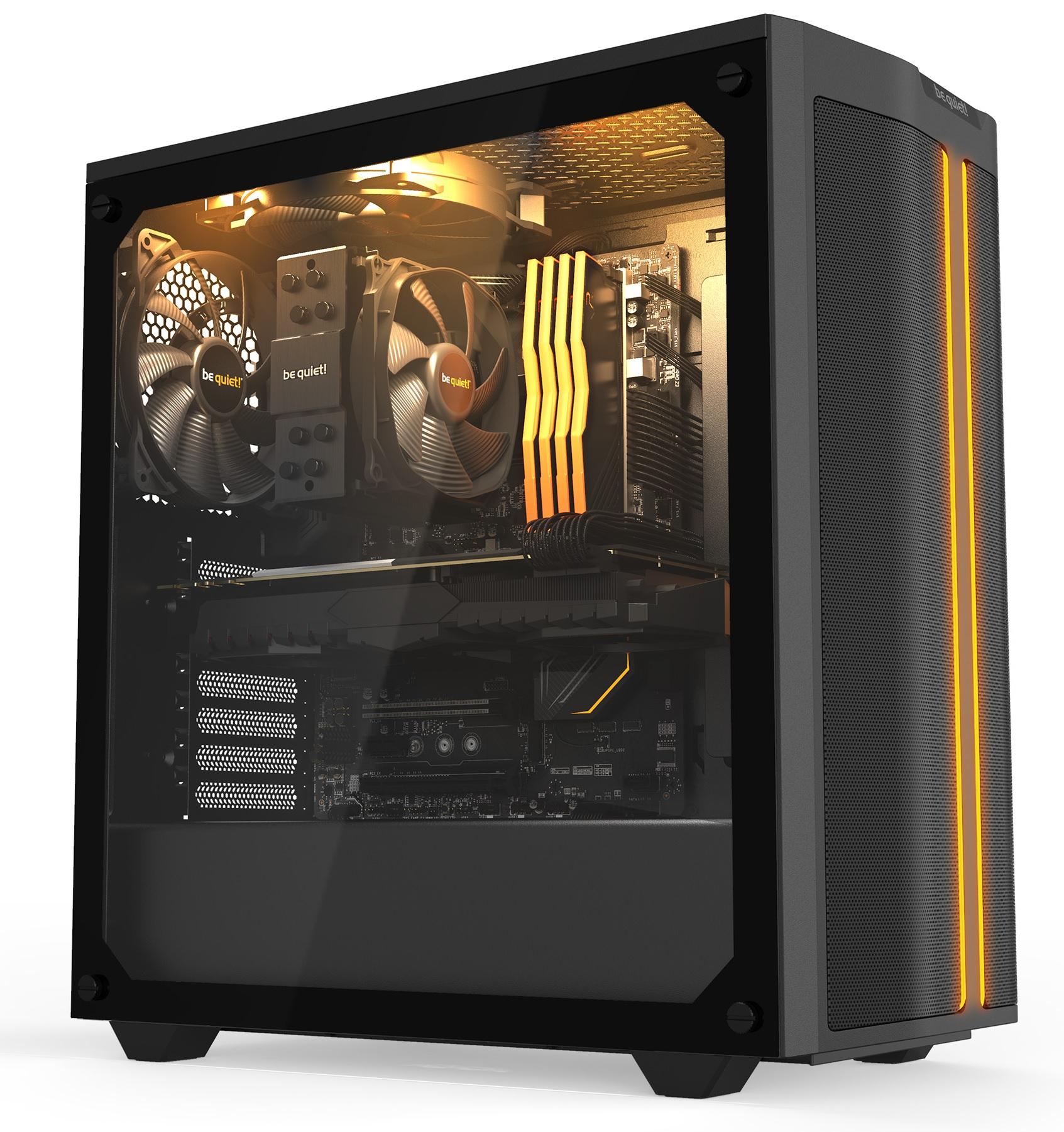 PC fixe gamer - Ryzen 9 5900X, RX6900XT RED Devil (16G), 1To NVME SSD, 16Go RAM (3600 MHz), MSI X570 Gaming plus, Alim Corsair Rm850x Gold