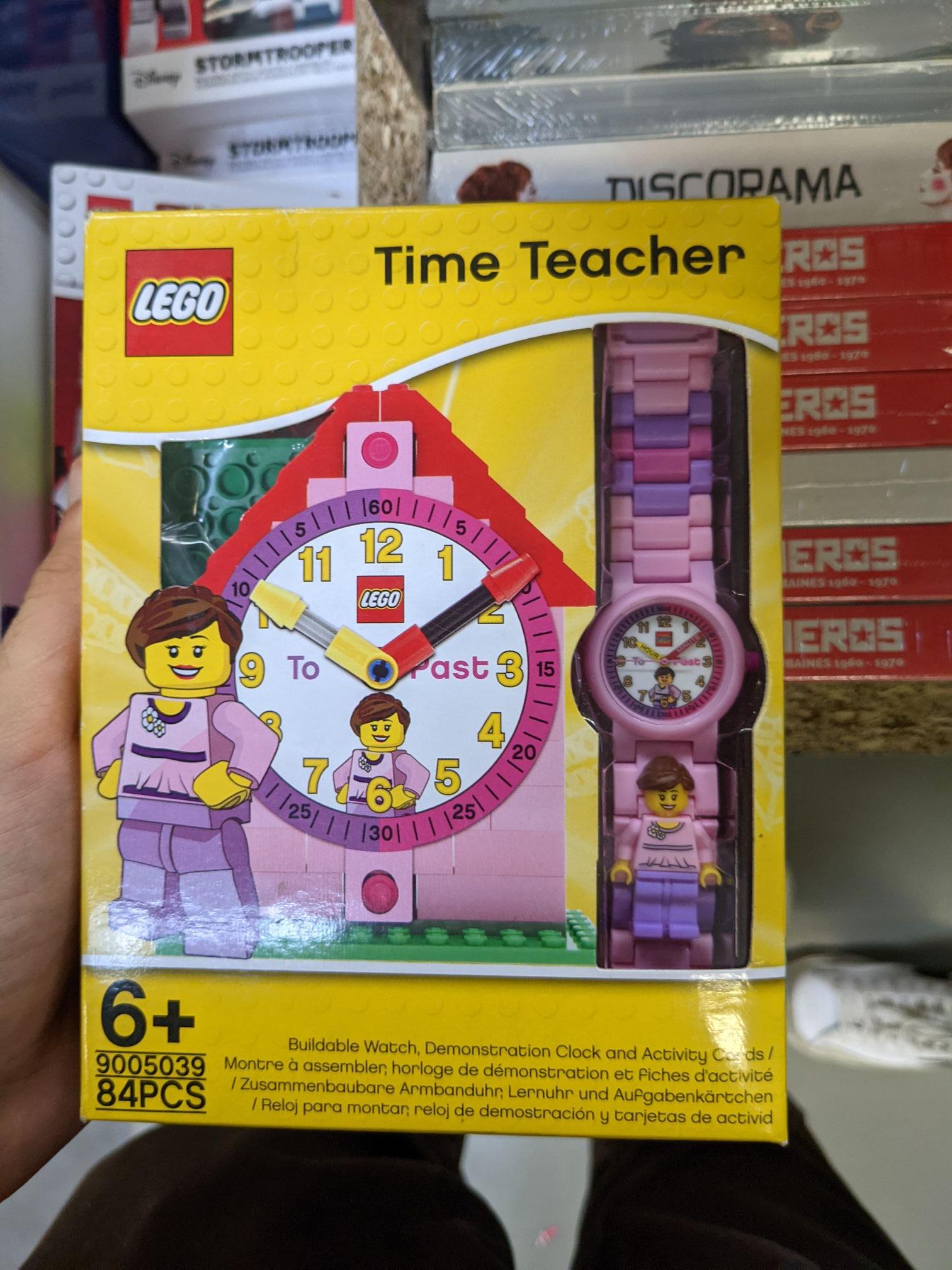 Montre Lego Teacher Quartz (9005039) - Audincourt (25)