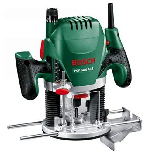 Défonceuse Bosch POF 1400 ACE + Accessoires
