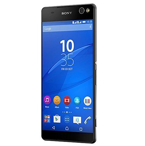 "Smartphone 6"" Sony Xperia C5 Ultra Dual - double-SIM, 16 Go, noir"