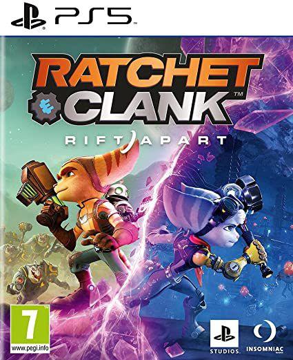 Jeu Ratchet & Clank : Rift Apart sur PS5