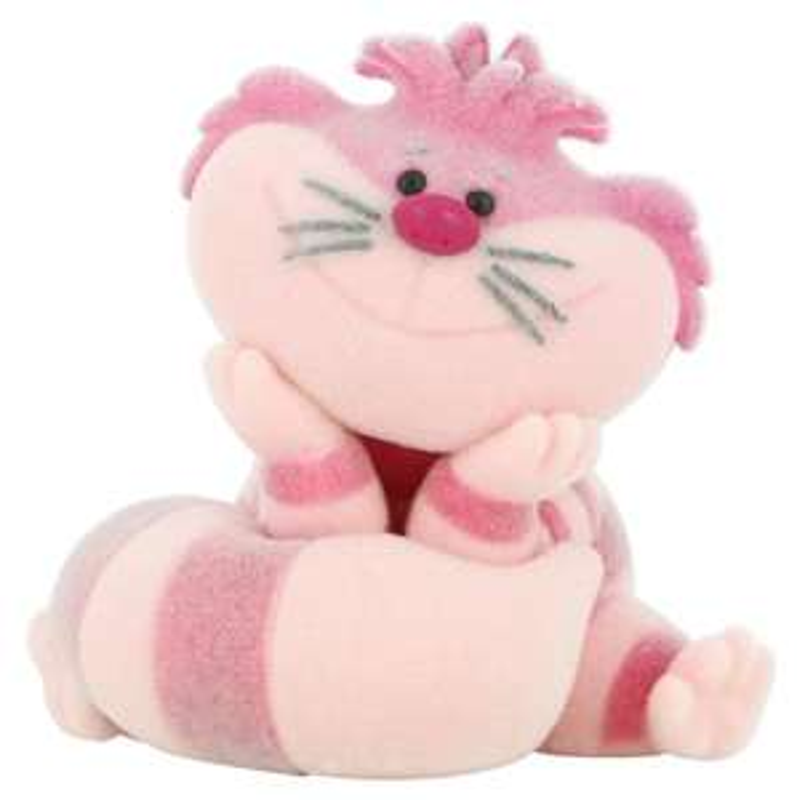 Figurine Fluffy Puffy Alice au pays des merveilles - Chat du Cheshire