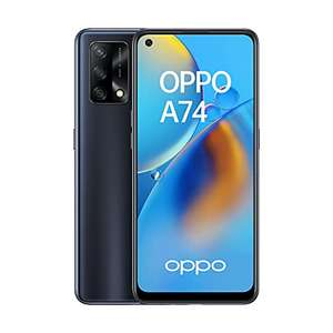 """Smartphone 6.43"""" Oppo A74 4G - AMOLED FHD+, 128 Go"""