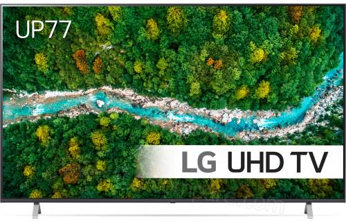 "TV 75"" LG 75UP7700 - 4K UHD, HDR10, Smart TV - Montauban (82)"