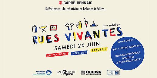 Accès au réseau Bus + Métro gratuit - STAR Rennes (35)