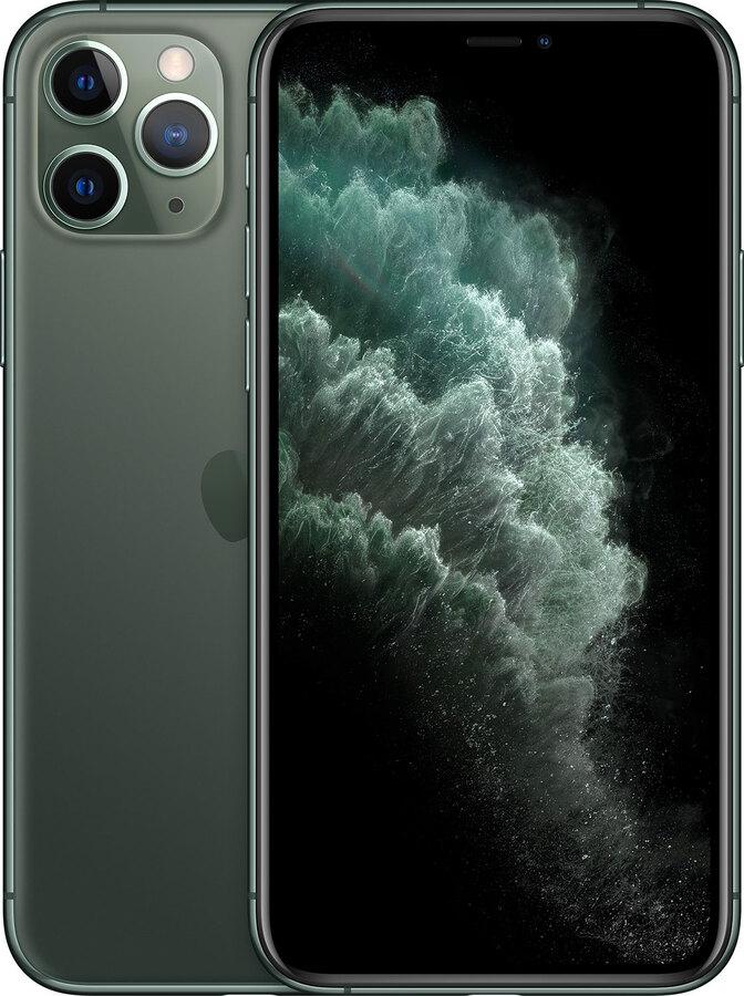 "Smartphone 5.8"" Apple iPhone 11 Pro - 512Go, Vert Nuit"