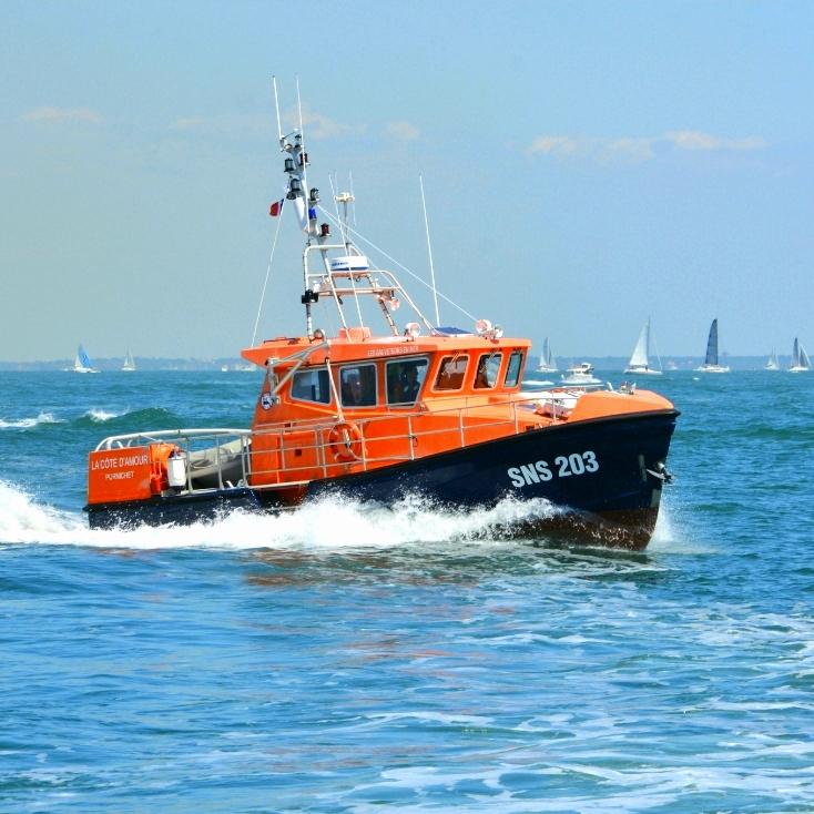 Journées Nationales des Sauveteurs en Mer : Visites gratuites de bateaux de sauvetage, de phares maritimes & sorties en Mer