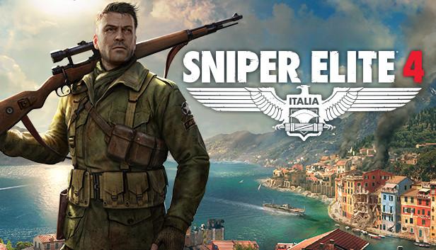 Sniper Elite 4 sur PC (Dématérialisé)