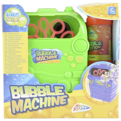 Machine à bulles (118 ml)