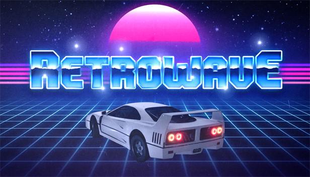 Jeu Retrowave sur PC (Steam - dématérialisé)