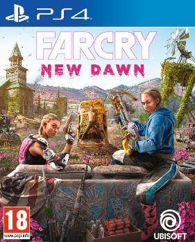 Sélection de jeux en solde - Ex : Jeu Far Cry New Dawn sur PS4