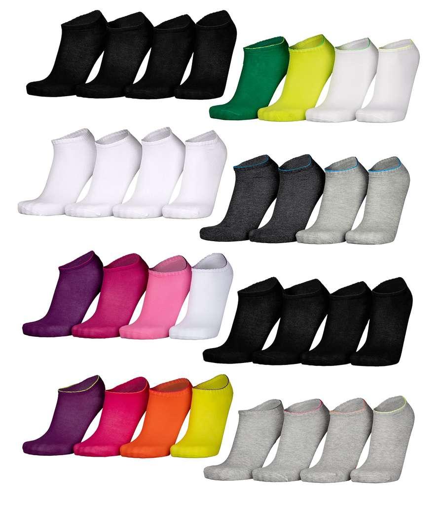 Lots de 32 paires de chaussettes Skechers