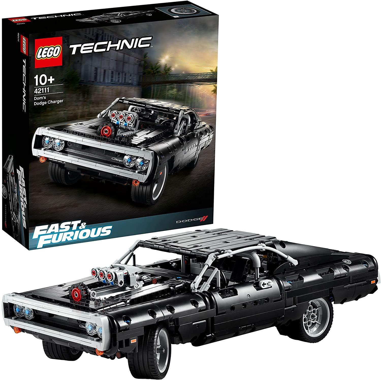 Lego 42111 Technic LaDodgeChargerdeDom