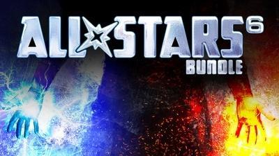 All Stars Bundle : 10 Jeux sur PC (Dématérialisés - Steam)