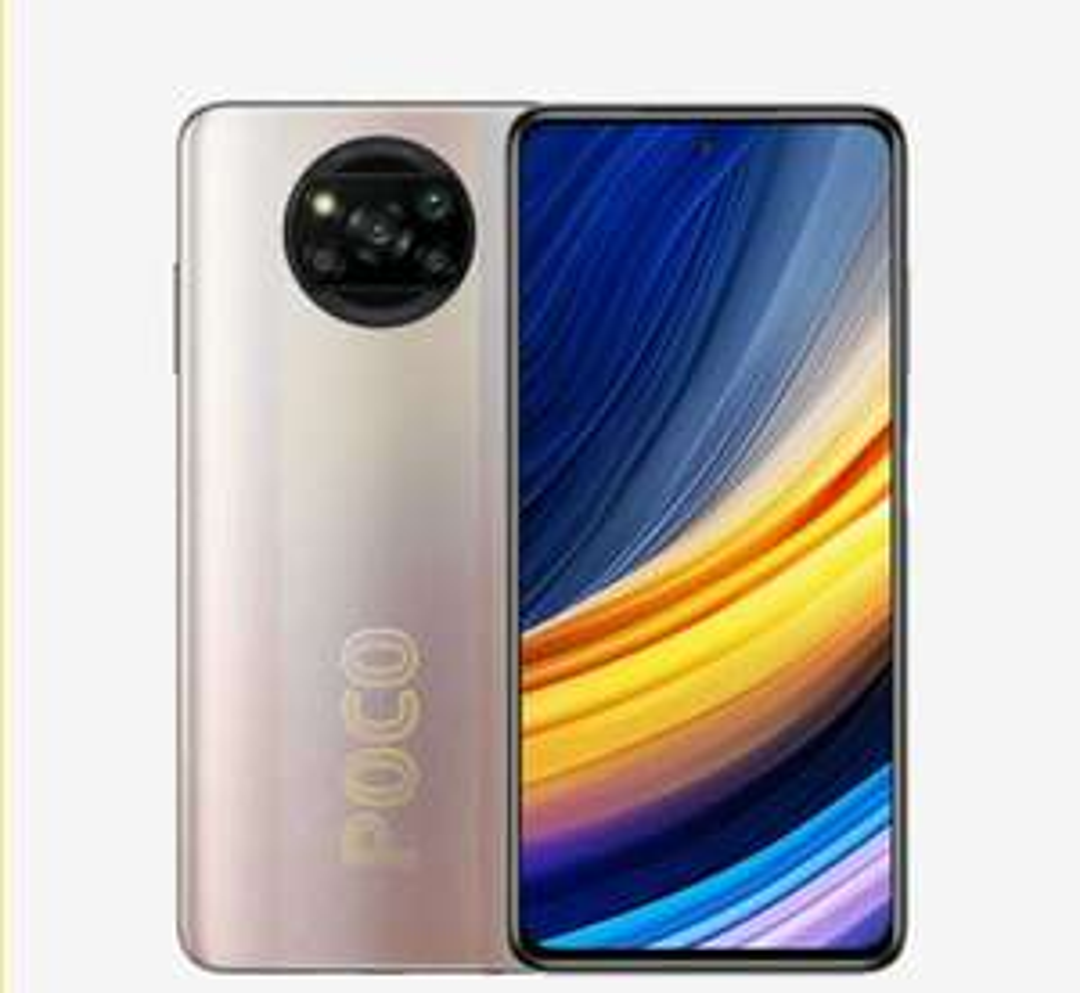 "Smartphone 6.67"" Poco X3 Pro (Version Globale) - 6Go, 128Go (162,34€ via Code FRclearance24) - Entrepôt France"