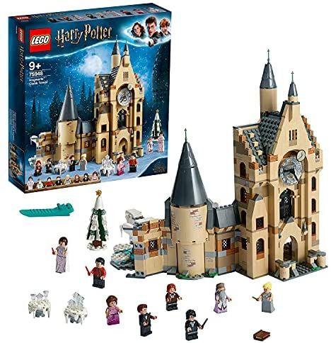 Sélection de lego harry potter en promotions LEGO Harry Potter 75948 La Tour de l'horloge 66,65€