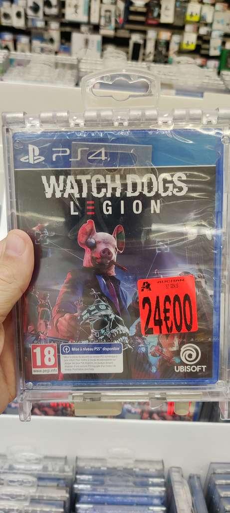 Watch Dogs Legion sur PS4 - Saint-Genis-Laval (69)