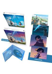[Précommande] Film Blu-Ray 4K Your Name - Edition Collector (Blu-Ray 4K + Blu-Ray)