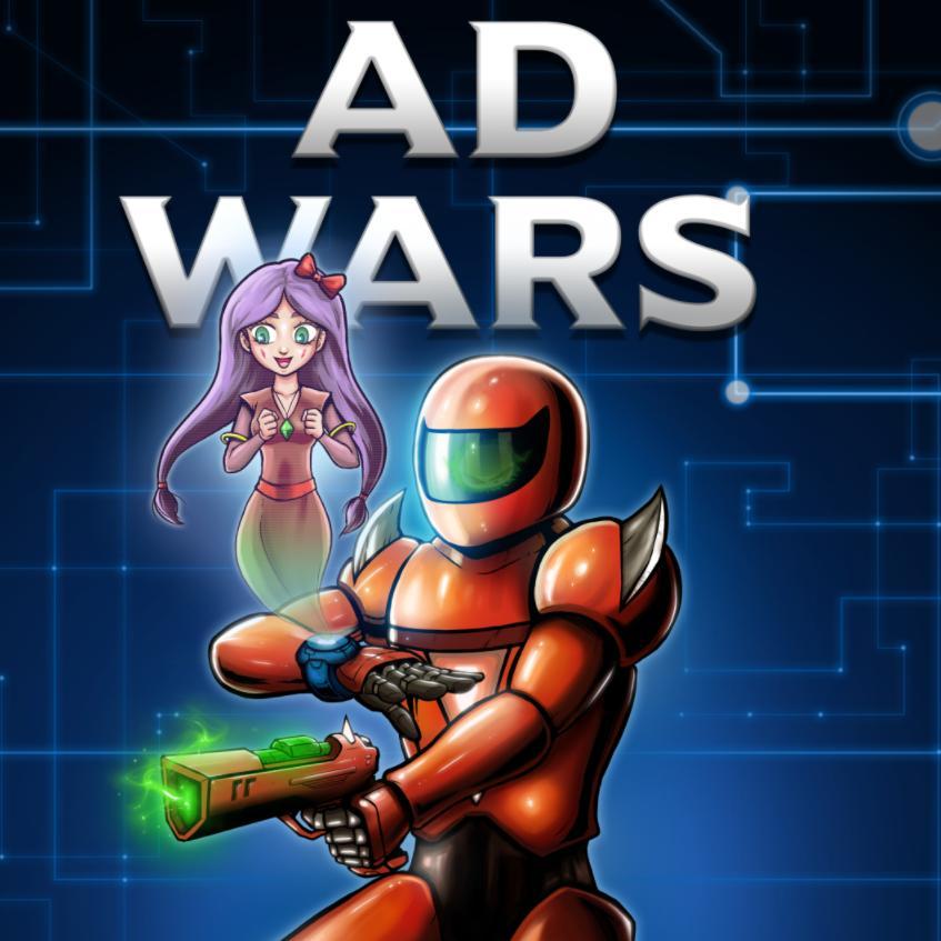 Jeu Ad Wars gratuit sur PC & Linux (Dématérialisé - DRM-Free)