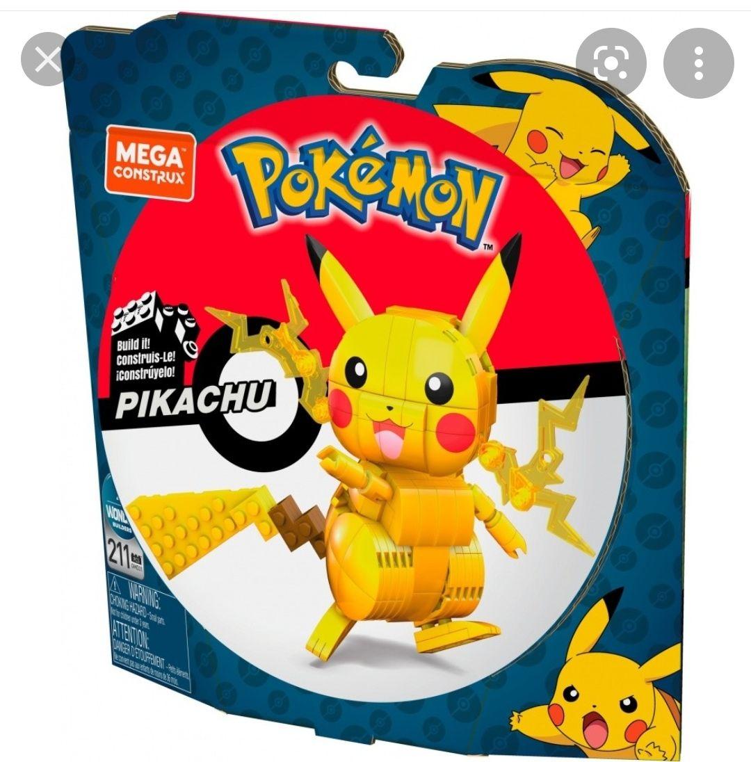 Jouet à Construire Mega Construx Pokémon Pikachu