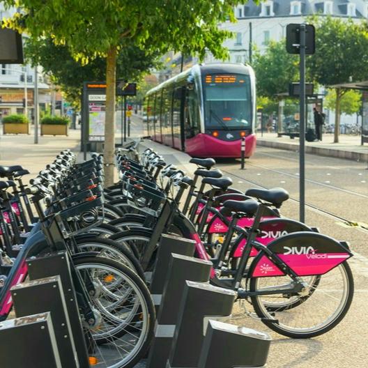 """Abonnement 24h gratuit pour le service de vélos """"DiviaVélodi"""" - Dijon (21)"""
