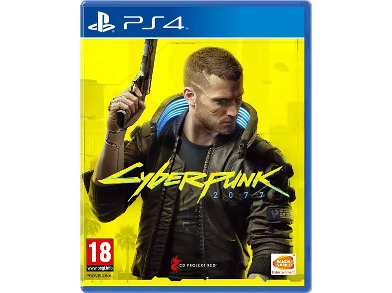 Jeu Cyberpunk 2077 - Edition Day One sur PS4 (Frontaliers Belgique)