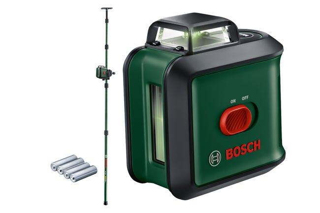 Niveau laser 360° BOSCH Universallevel 360 vert + Canne (Via ODR 40€) - Geneviève des bois (91)