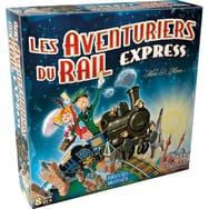 Jeu de société Les Aventuriers du Rail Express (via 15€ sur la carte fidélité)