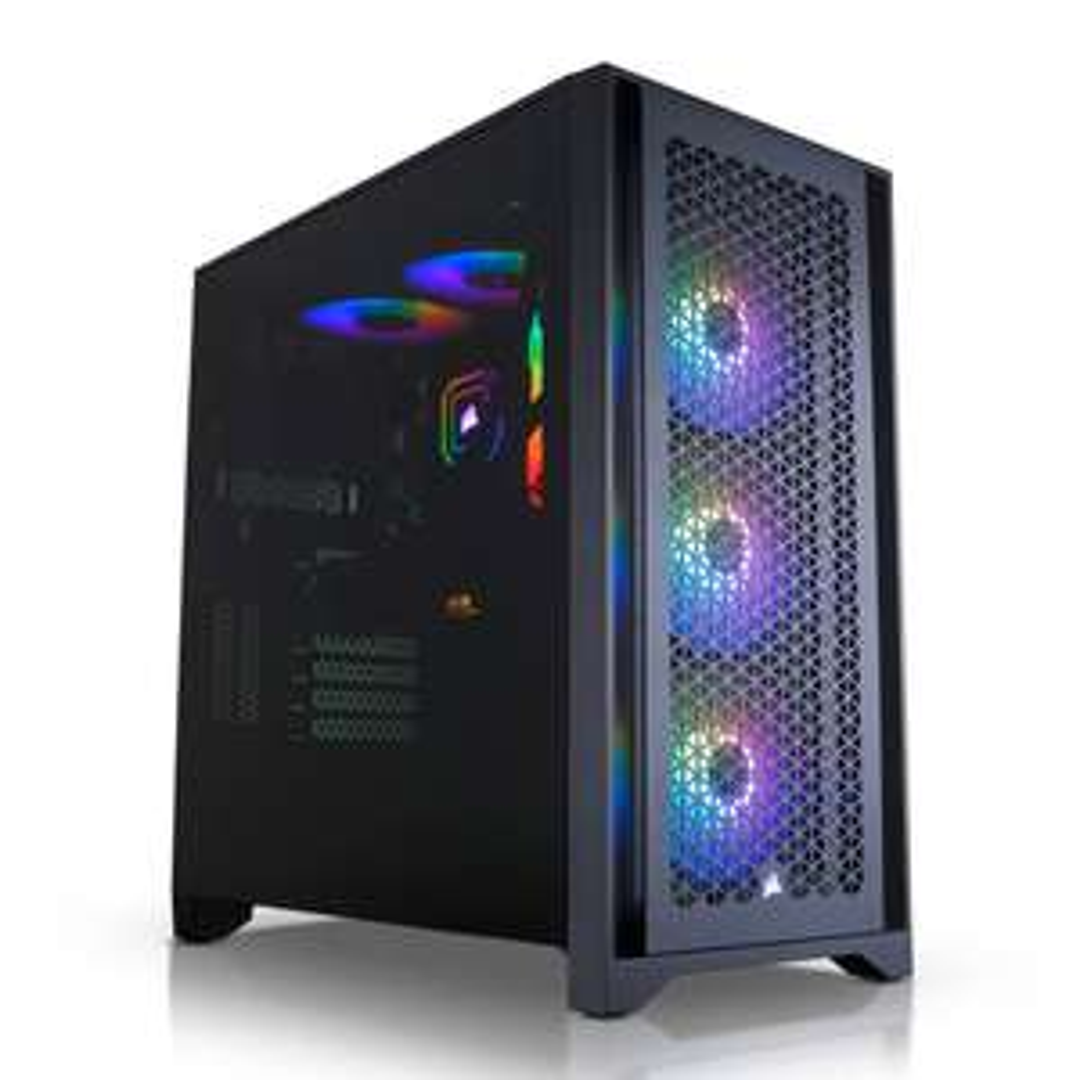 PC Fixe Gamer Killer - Ryzen 5 3500X, RTX 3070 OC (8 Go), 16 Go RAM (3200 Mhz), 512Go SSD NVMe, B550, Corsair 4000D, Bequiet! 600W, Win10