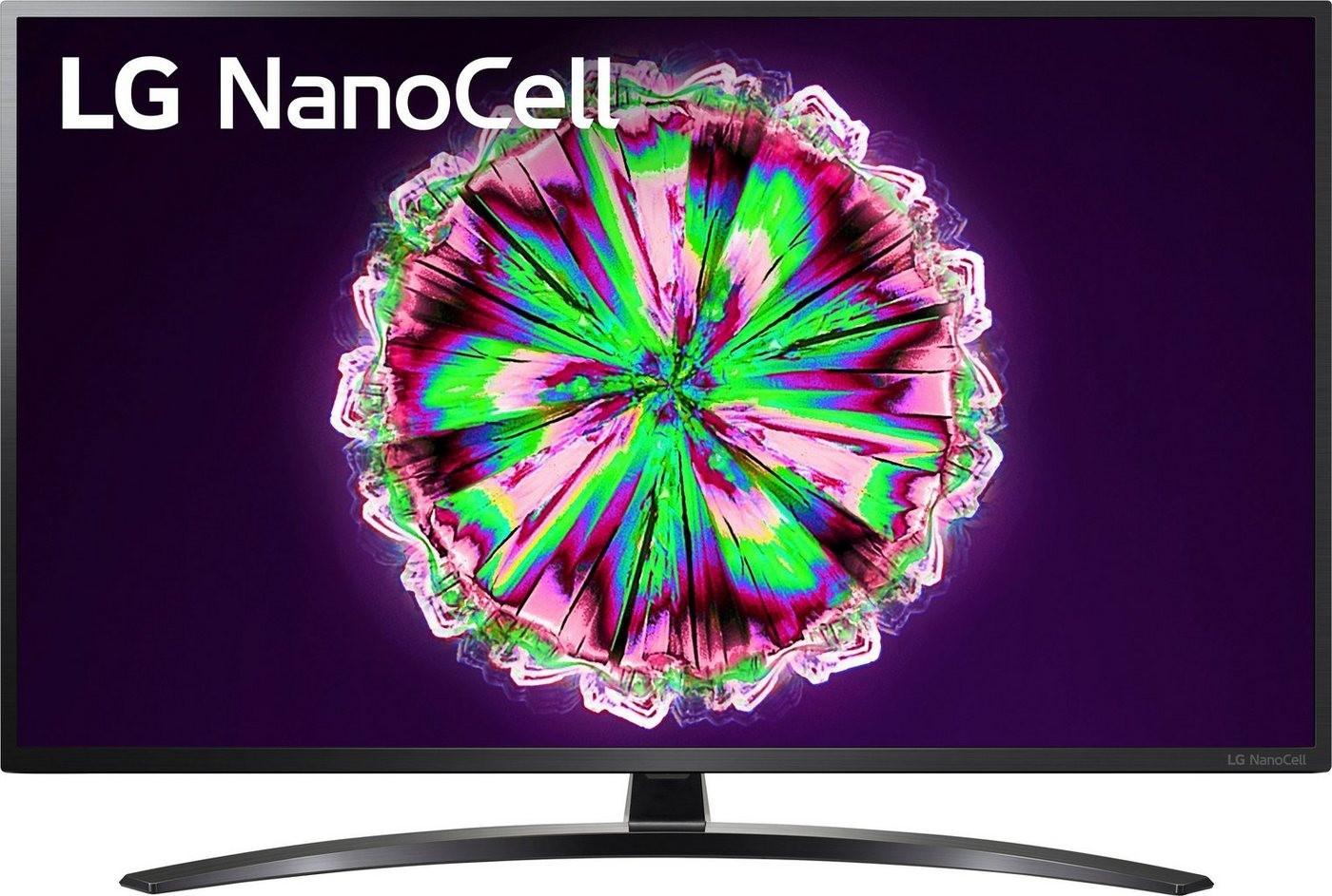 "TV 55"" LG NanoCell 55NANO796NE - 4K UHD, HDR 10, LED, Smart TV"