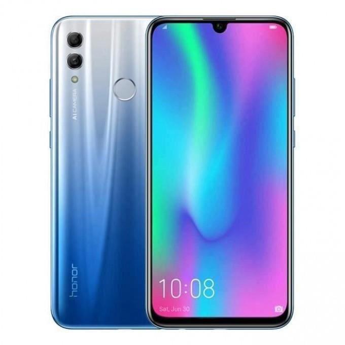 "Smartphone 6.21"" Honor 10 Lite - 128 Go, Bleu (vendeur tiers)"