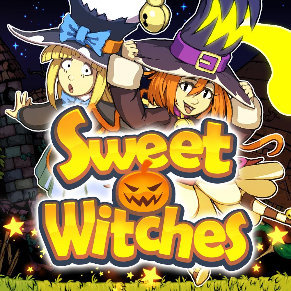 Sweet Witches sur Nintendo Switch (Dématérialisé)