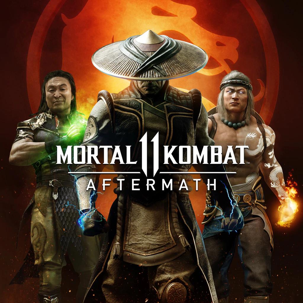 Extension Mortal Kombat 11 Aftermath sur PS4 (Dématérialisé)