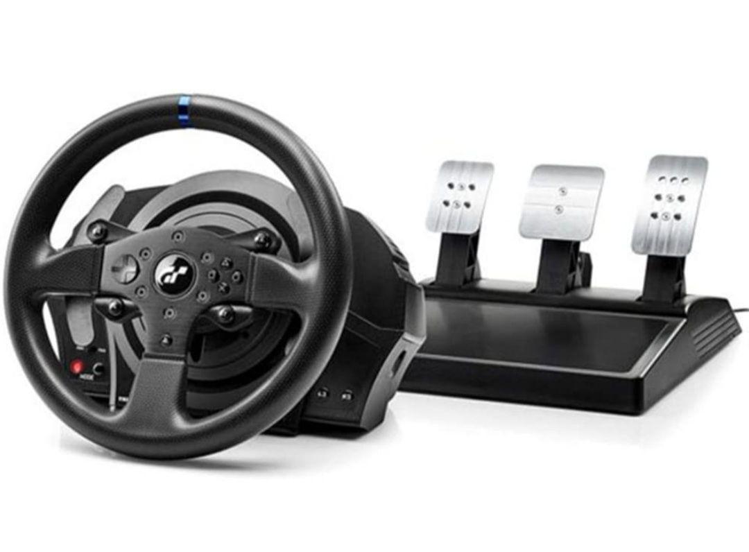 Volant Thrustmaster T300RS GT Edition avec pédalier pour PC, PS3 / PS4 / PS5