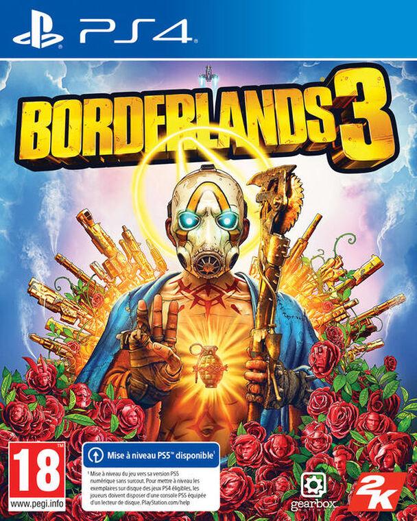 Borderlands 3 sur PS4