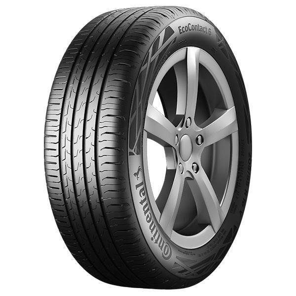 Jusqu'à 120€ de remise sur les pneus Continental - Ex : Pneu été EcoContact 6 - 225/45 R17 91V (122.24€ les 2)