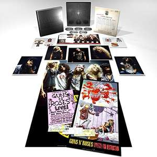 Coffret Collector Guns'n Roses - Appetite for Destruction