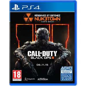 Call of Duty: Black Ops III sur PS4 / Xbox one