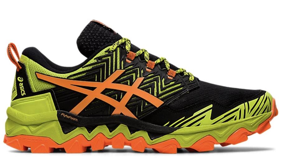 Chaussures de trail / course Asics Gel-Fujitrabuco 8 (Unisexe)